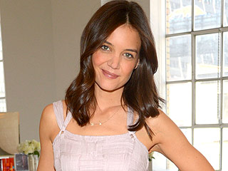 Katie Holmes Curates 'Classic Look' in Exclusive Gilt Sale – All the Details