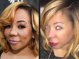 Tameka 'Tiny' Harris: Why She Permanently Changed Her Eye Color to Ice-Gray