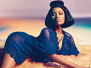 See the Gorgeous Ads for Nicki Minaj's New Roberto Cavalli Campaign