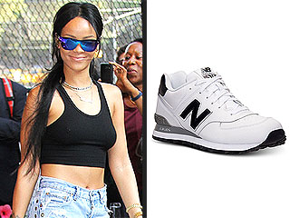 I Really Love My: Rihanna's Sneakers and More!