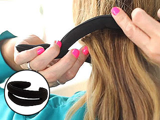 A Celeb Hairstylist Invented a $12 Tool That Creates Amazing Updos