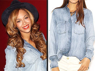You Asked, We Found: Beyoncé's Top and More