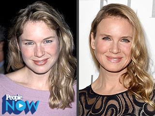 See Renée Zellweger's Changing Looks!