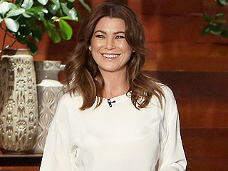 Ellen Pompeo's Daughter Does What on the Grey's Set?