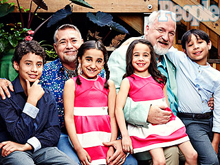 How Celebrity Chef Art Smith Became a Dad – to Four Kids at Once