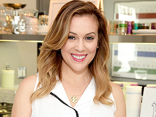 Alyssa Milano Won't Push Her Luck with a Third Baby: 'I Have Two Healthy Children'