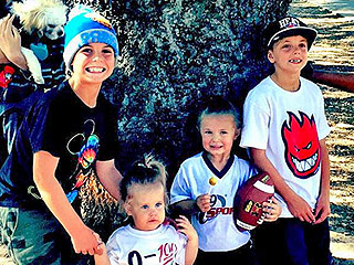 So Cute! Kevin Federline's Kids Look So Grown Up in New Family Photo