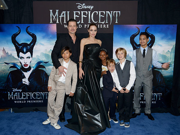 Angelina Jolie Pitt's Kids Helped Record Animal Noises for Kung Fu Panda 3