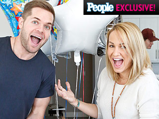 Wes Chatham and Jenn Brown Celebrate Son's Birthday – and Reveal the Sex of Their Second Child!
