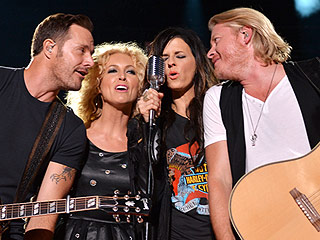 What's It Like to Get Caught Up In a 'Tornado' With Little Big Town?