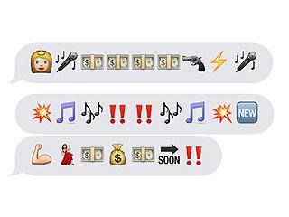 The Week's News Stories Told in Emojis