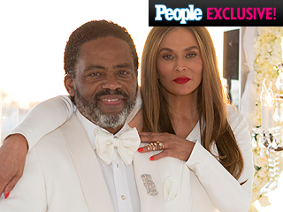 Tina Knowles Lawson Shares Her Gorgeous Wedding Album