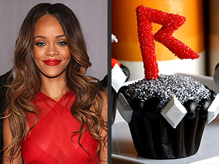 S.O.S.: We Can't Stop Obsessing Over These Rihanna-Themed Cupcakes