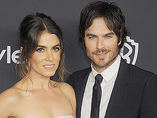 Nikki Reed and Ian Somerhalder Enjoy a Romantic Candlelight Dinner on Their Honeymoon
