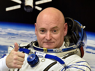NASA Astronaut Scott Kelly Finds Normalcy in Space Thanks to His Espresso Machine (VIDEO)