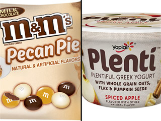Dear Pumpkin Spice Haters: These Other Fall Flavored Foods Are Just For You