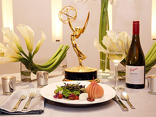 See What the Stars Will Be Eating at the Emmy's Governors Ball