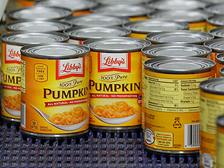 Start Stocking Up! There Could Be a Canned-Pumpkin Shortage This Fall