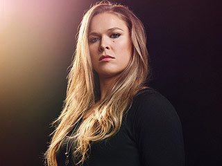 Ronda Rousey Becomes First Female to Grace the Cover of Men's Fitness Australia
