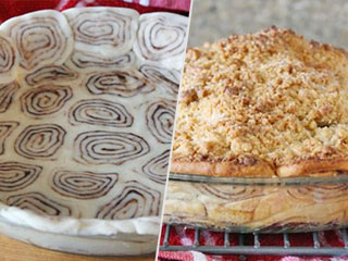 8 Unexpected But Crazy-Good Treats to Make with Cinnamon Roll Dough