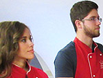 See Which Stars Have Cooked Up a Storm in Culinary School | Ben Seewald, Jessa Duggar
