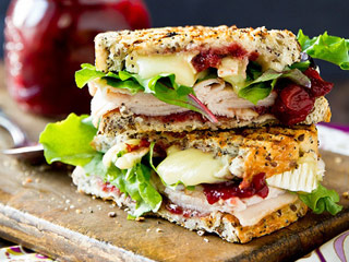 12 Epic Turkey Sandwiches to Make with Your Thanksgiving Leftovers