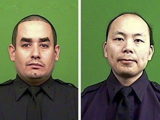 Horror in Brooklyn: Police Officers Assassinated in Gunman's Ambush