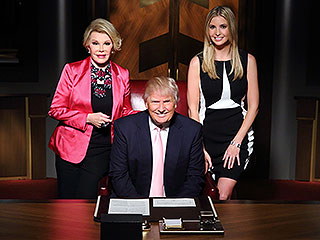 Ivanka Trump: Joan Rivers Was 'Very Warm' During Appearance on Celebrity Apprentice | Donald Trump