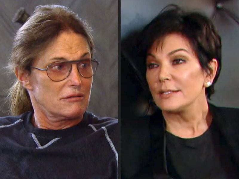 Bruce Jenner and Family 'Have Cried Together' over Car Accident