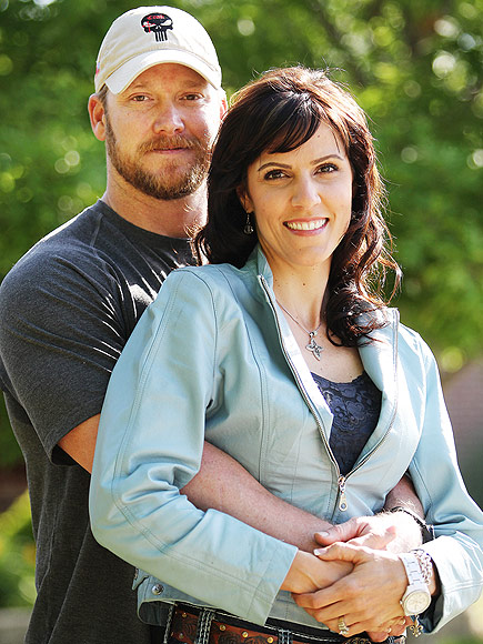 Chris Kyle Dead: How the American Sniper's Widow Taya Is Coping