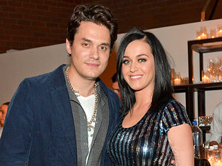 On Again! Katy Perry and John Mayer Get Cozy at Chicago Grateful Dead Shows
