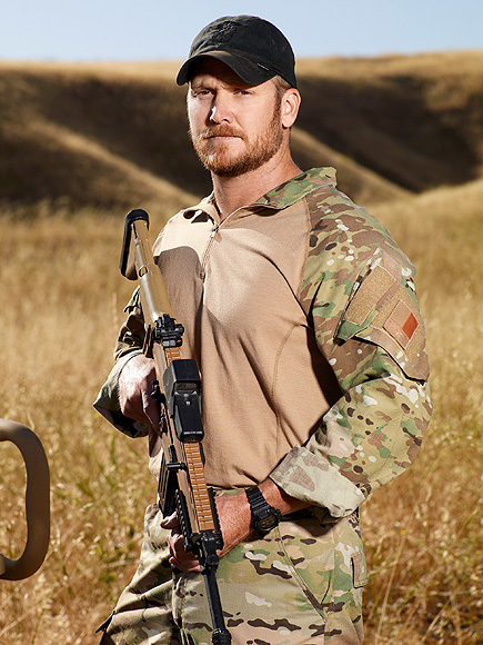 American sniper s chris kyle was a real hero says jacob schick