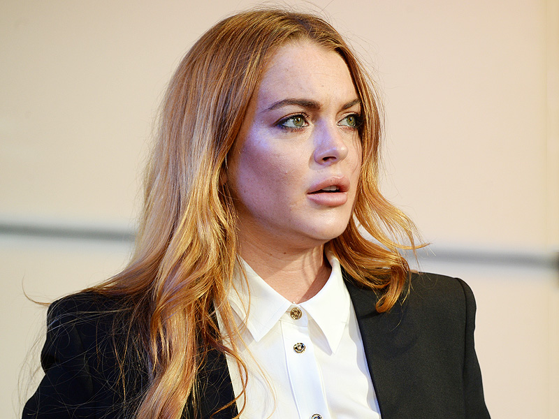 Lindsay Lohan Ordered to Complete 125 Hours of Community Service