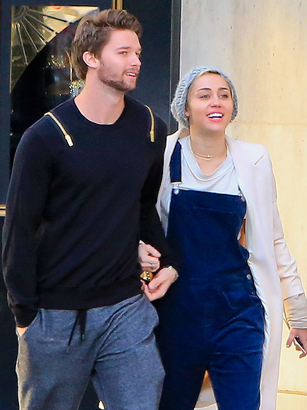 Miley Cyrus Admits She Can't Spell Boyfriend Patrick Schwarzenegger's Last Name