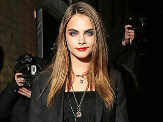 Cara Delevingne Stars in Teaser for New Chance the Rapper Video