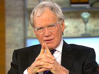 From EW: David Letterman Blasts Indiana Governor on Late Show