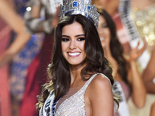 And the New Miss Universe Is ...