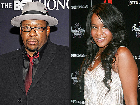 Bobby Brown Tells Crowd: Bobbi Kristina 'Is Awake' | Bobbi Kristina Brown