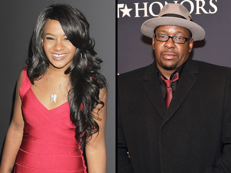 Bobby Brown's Bedside Song to Daughter Bobbi Kristina: 'The Greatest Love of All'