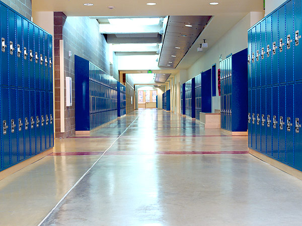 high school hallway lockers images galleries with