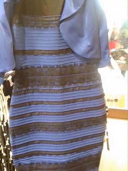DressGate: What Color Is this Dress?