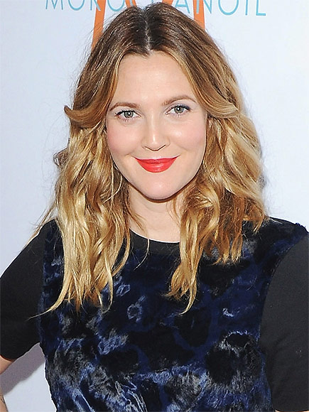 Drew Barrymore Writing a Book About Her Life