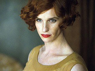 Eddie Redmayne as a Woman: Photo Shows Actor as Transgender Pioneer Lili Elbe