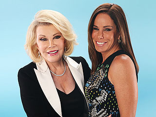 Melissa Rivers Reveals the Special Place Where She Scattered Her Mother Joan's Ashes