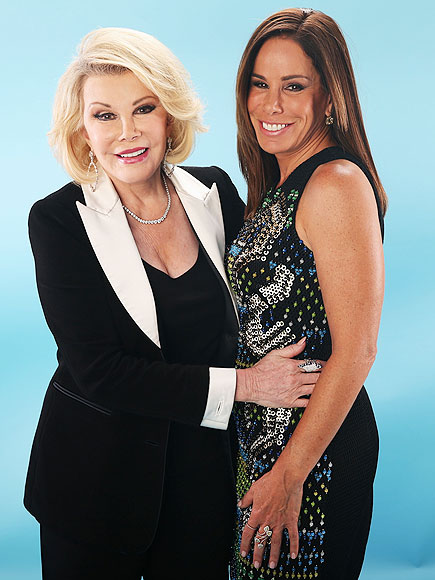 Melissa Rivers Learned Mom Joan's Last Words During Clinic Lawsuit : People.com