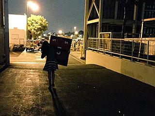 Lea Michele Takes Finn's Jersey in Sweetest Photo from the Last Days of Glee | Lea Michele