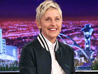 Ellen DeGeneres Weighs In on DressGate: 'This Is Why I Don't Wear Dresses' (VIDEO)
