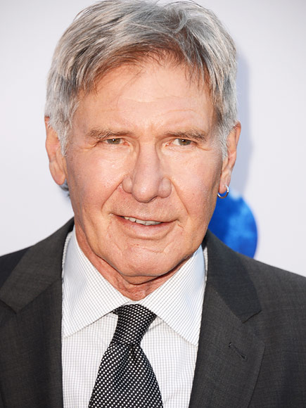 Harrison Ford Plane Crash Actor Suffered Bad Laceration