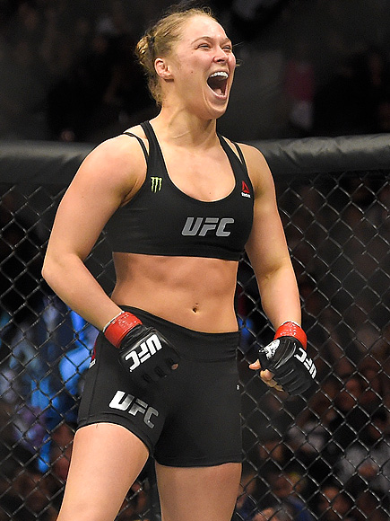 Ronda Rousey Bio