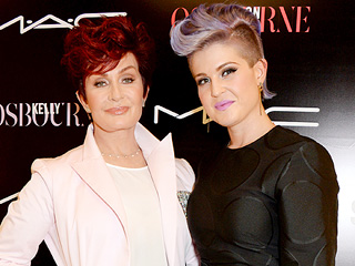 Sharon Osbourne on Daughter Kelly Leaving Fashion Police: 'You Can Never Be Bought'
